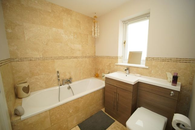 Thumbnail Semi-detached house for sale in Marian Close, Tredegar
