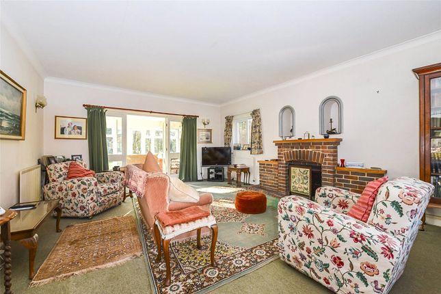 Sitting Room of Sefton Lane, Warningcamp, Arundel, West Sussex BN18