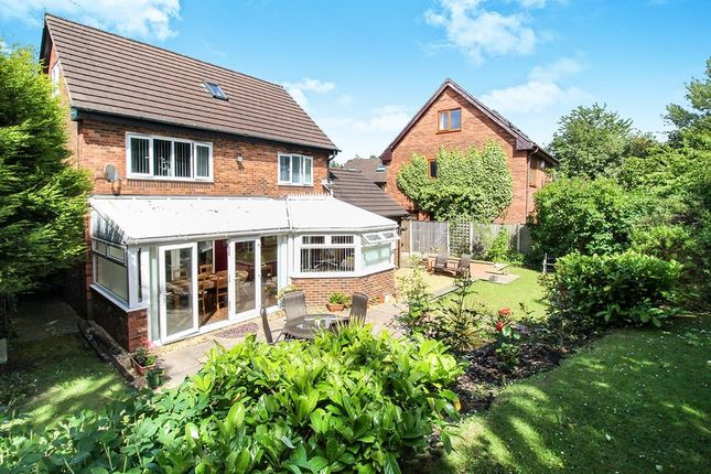 Thumbnail Detached house for sale in Willow Walk, Skelmersdale