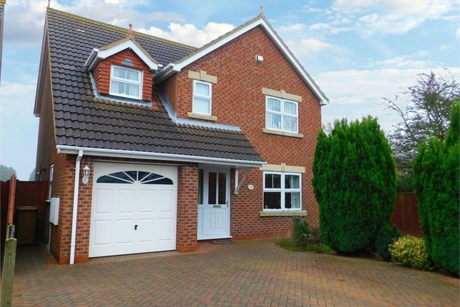 Thumbnail Detached house for sale in Berkeley Road, Cleethorpes, Lincolnshire