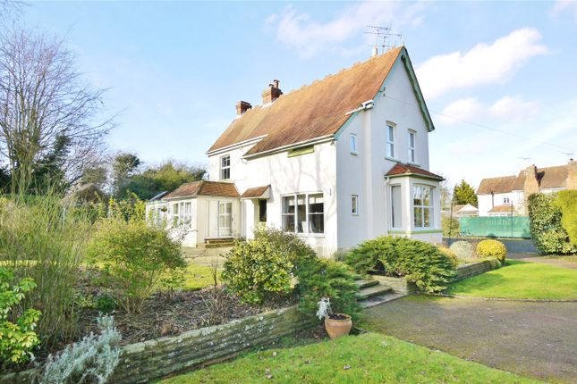Thumbnail Detached house for sale in Queen Street, Fyfield, Ongar, Essex