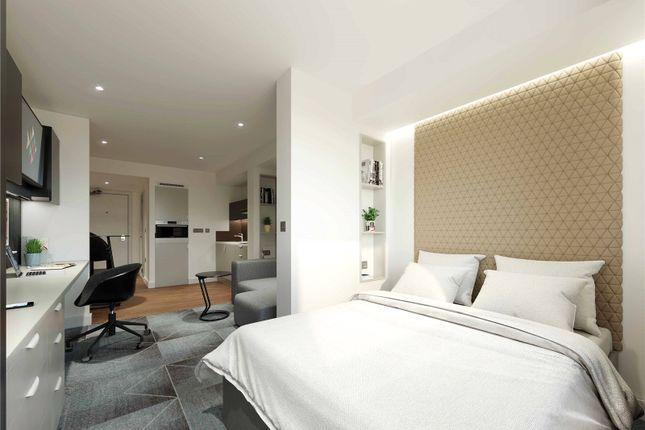 Premium Bedroom of True Salford, King William Street, Salford, Greater Manchester M50