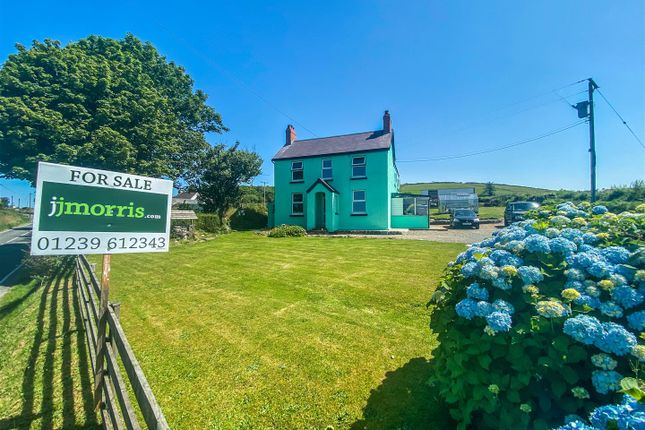 Detached house for sale in Blaenffos, Boncath