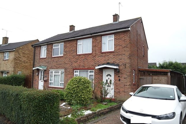 2 bed semi-detached house for sale in Ryecroft Crescent, Arkley, Barnet
