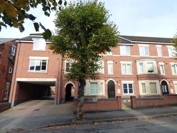 Thumbnail Flat for sale in The Old Vicarage, 17 Swinburne Street, Derby, Derbyshire