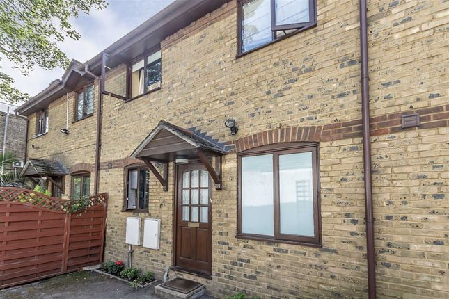 Thumbnail Terraced house for sale in Churchfield Road, London