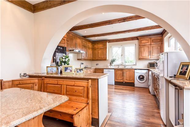 Thumbnail Detached house for sale in Christian Fields, London