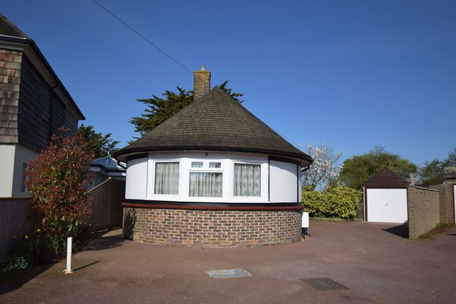 Thumbnail Bungalow for sale in Priory Close, Pevensey Bay
