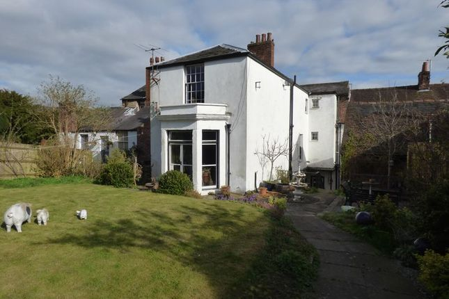 Thumbnail Town house for sale in North End, Wirksworth, Matlock