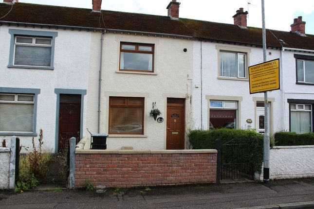 Thumbnail Terraced house to rent in Park Avenue, Dundonald, Belfast