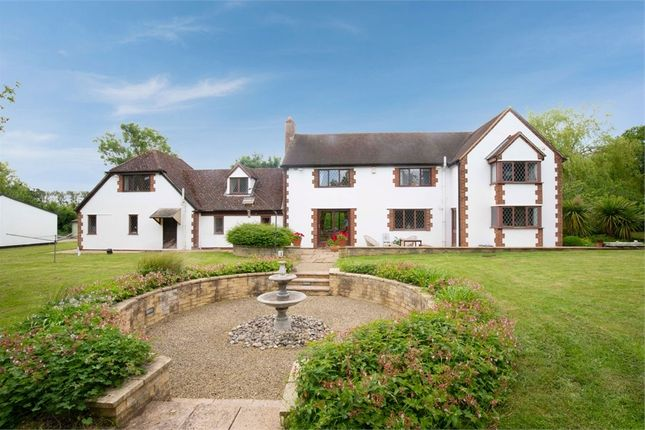 Thumbnail Detached house for sale in Henley Road, Nuneham Courtenay, Oxford