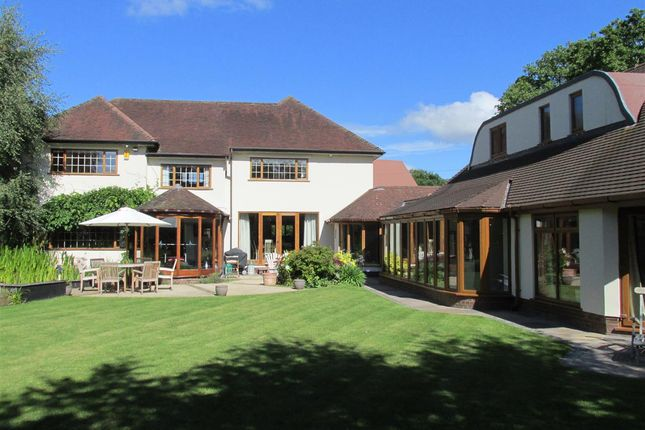 Thumbnail Detached house for sale in Gayton Lane, Lower Heswall, Heswall