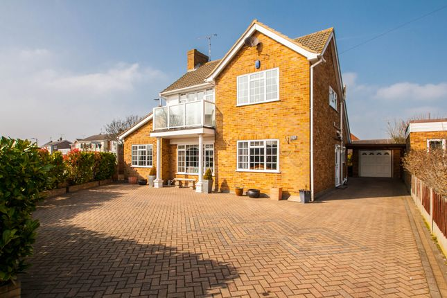 Thumbnail Detached house for sale in Church Road, Shoeburyness