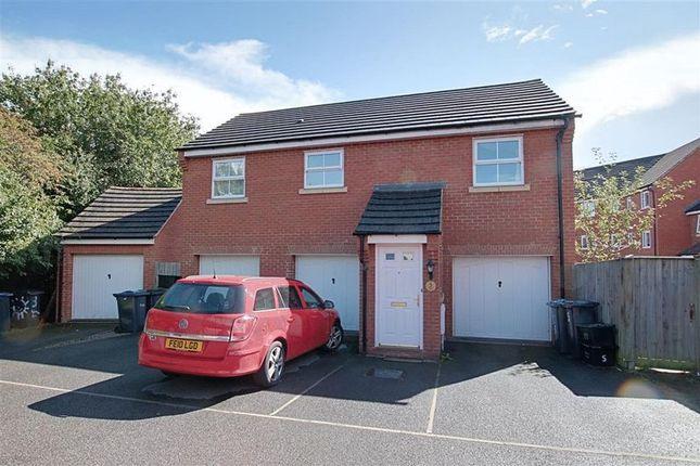 Thumbnail Flat to rent in Sylvester Drive, Hilperton, Trowbridge