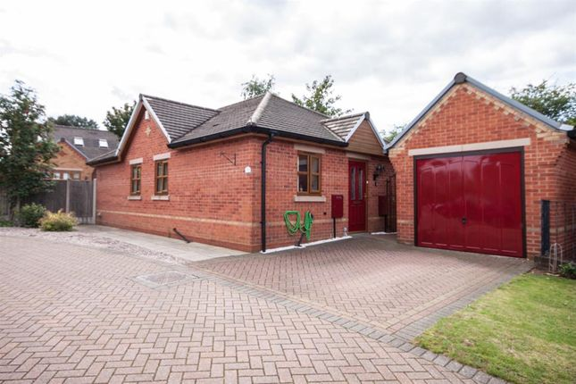 Thumbnail Bungalow for sale in Hazelmere Drive, Burntwood