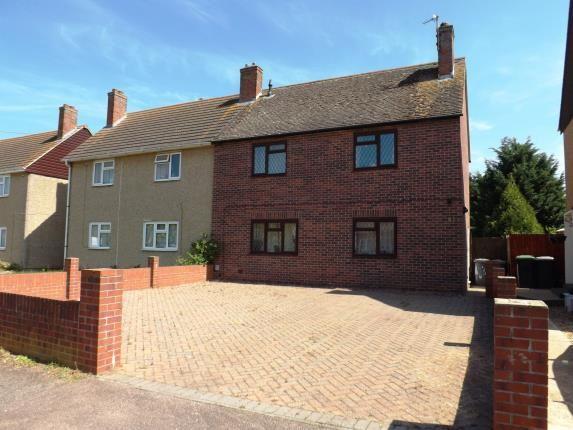 Thumbnail Semi-detached house for sale in Laburnham Road, Biggleswade, Bedfordshire