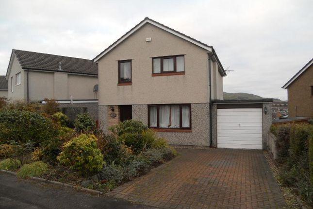 Thumbnail Detached house to rent in Eskhill, Penicuik, Midlothian