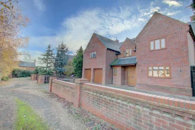 Thumbnail Detached house for sale in Watling Street West, Fosters Booth, Towcester