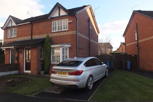 Thumbnail Semi-detached house to rent in Eaton Close, Dukinfield