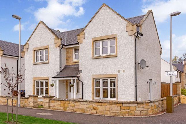 Thumbnail Detached house for sale in 7 Saint Davids Avenue, Dalkeith