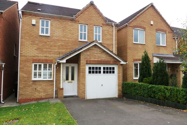 Thumbnail Detached house for sale in Bloomery Way, Clay Cross