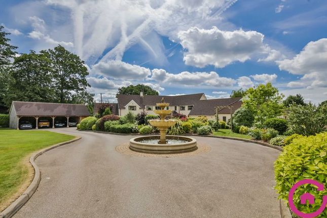 Thumbnail Detached house for sale in Churcham, Gloucester