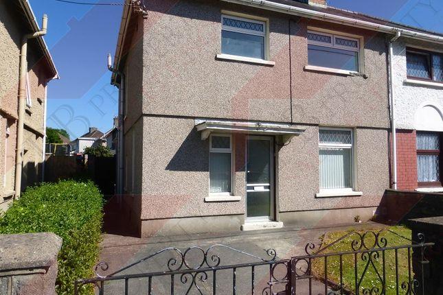 Thumbnail Semi-detached house to rent in Frampton Road, Gorseinon, Swansea