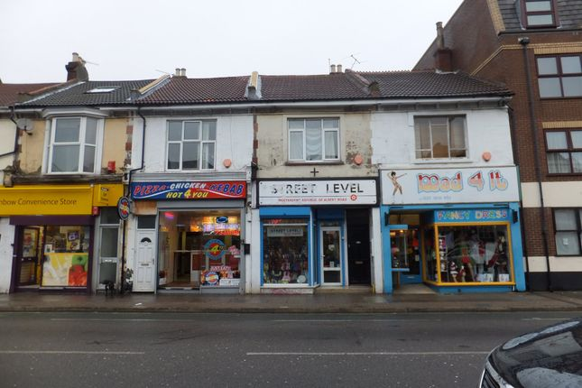 Thumbnail Flat to rent in Albert Road, Southsea, Portsmouth