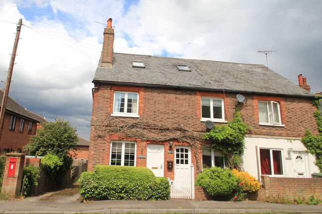 Thumbnail End terrace house for sale in Winchester Road, Hawkhurst, Kent