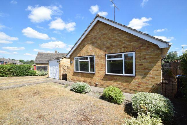 Thumbnail Detached bungalow for sale in Farm View, Yateley