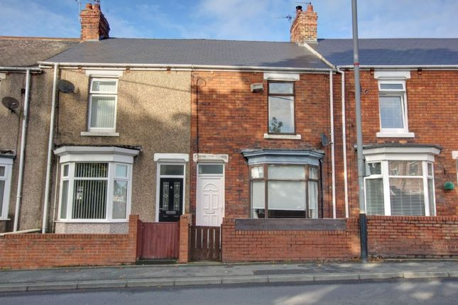 Thumbnail Terraced house for sale in South Crescent, Houghton Le Spring