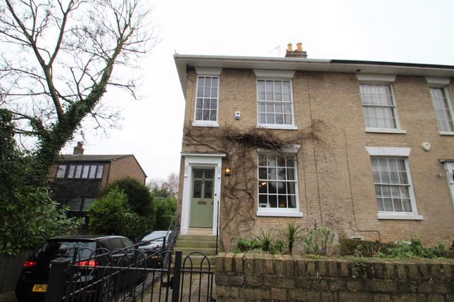Thumbnail Semi-detached house to rent in Lexden Road, Colchester, Essex