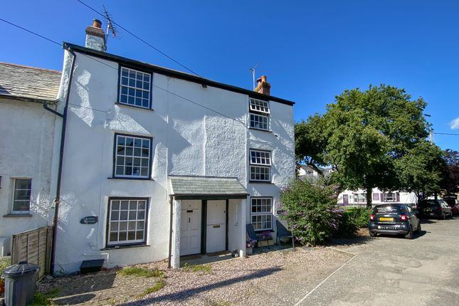 Thumbnail Terraced house for sale in Crawford Cottages, The Leat, Stratton