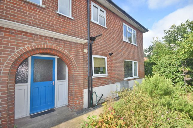Front View of Josephine Close, Lakenham, Norwich, Norfolk NR1