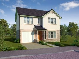 Thumbnail Detached house for sale in Ostlers Way, Kirkcaldy, Fife
