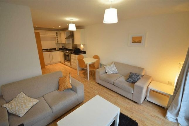 Thumbnail Flat to rent in Phoebe Street, Salford