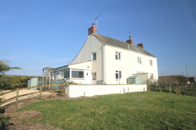 Thumbnail Semi-detached house for sale in Wotton Road, Kingswood, Wotton-Under-Edge, Gloucestershire