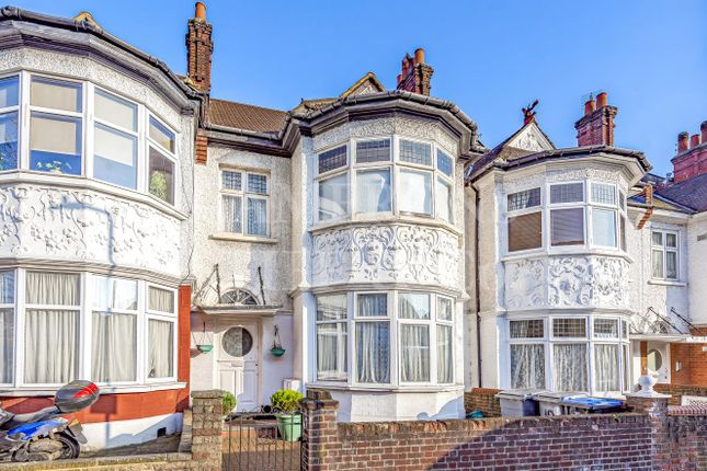 Thumbnail Terraced house for sale in Heber Road, London