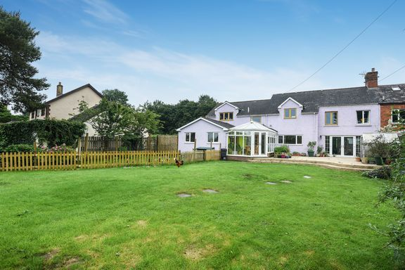 Thumbnail Semi-detached house to rent in Burlescombe, Tiverton