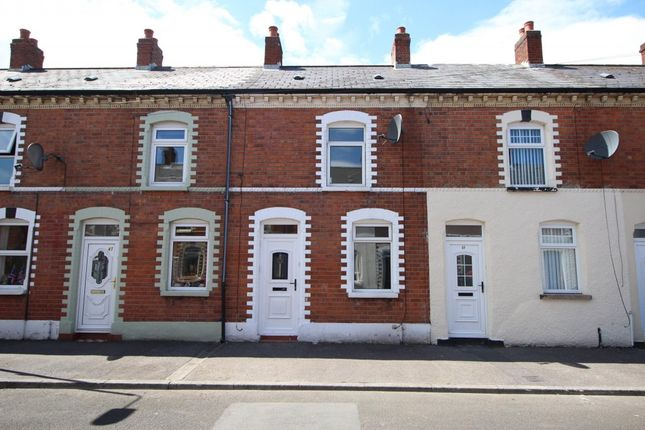 Thumbnail Terraced house to rent in Bloomfield Street, Belfast