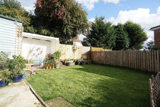Rear Garden of Camborne Road, Birley Carr, Sheffield S6