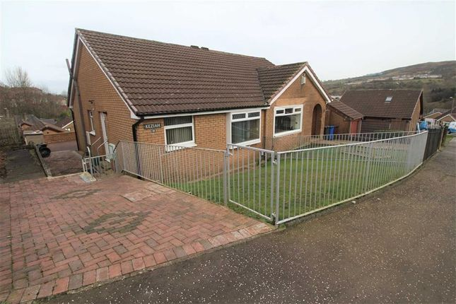 2 bedroom semi-detached bungalow for sale in Gateside Gardens, Greenock