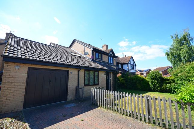 Thumbnail Detached house to rent in Primrose Way, Chestfield, Whitstable