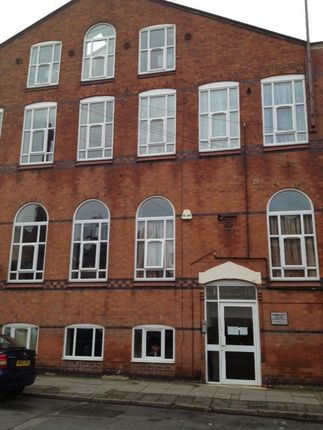 Thumbnail Flat to rent in Baggrave Street Baggrave Street, Leicester