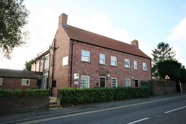Thumbnail Block of flats for sale in Flats 3, 4 & 5, Granary Court, Market Place, Bawtry, Doncaster, South Yorkshire