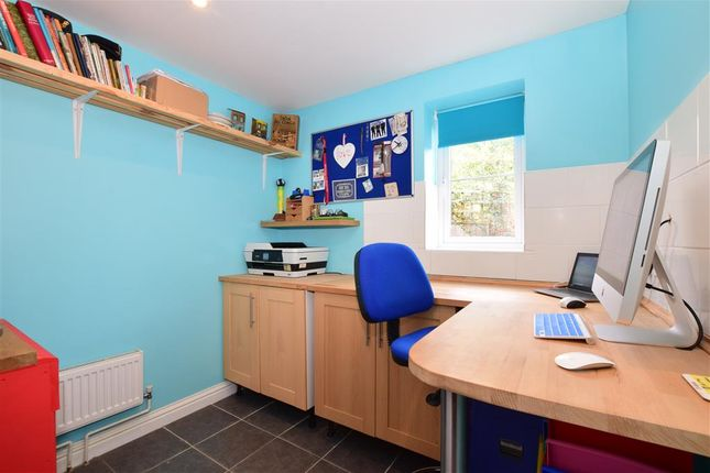 Thumbnail Semi-detached house for sale in Whyke Marsh, Chichester, West Sussex