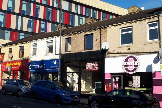 Thumbnail Retail premises to let in 56 Great Horton Road, Bradford, West Yorkshire