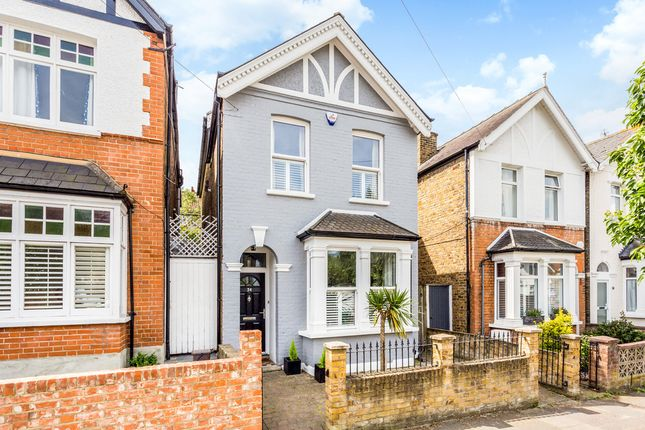 Thumbnail Detached house for sale in Clevedon Road, Kingston Upon Thames
