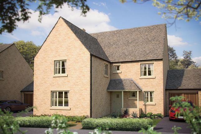 "Thumbnail Detached house for sale in ""The Bourton"" at Todenham Road, Moreton-In-Marsh"