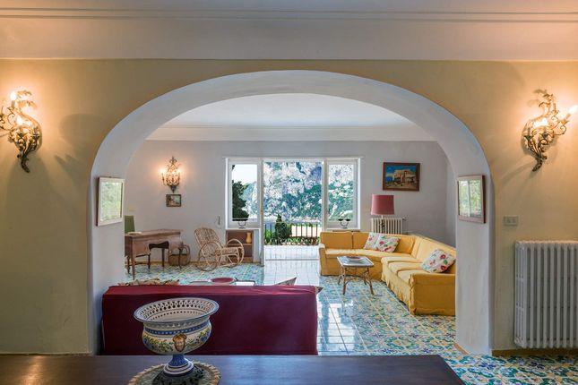 Thumbnail Town house for sale in Via Tragara, 80073 Capri Na, Italy